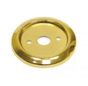 Нижнее крепление для барной стойки d=50 мм, золото