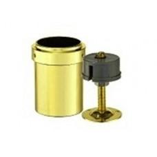 Крепление верхнее для барной стойки d=50 мм, золото