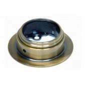 Универсальное крепление для барной стойки d=50 мм, античная бронза