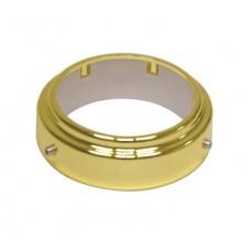 Кольцо фиксирующее для барной стойки d=50 мм, золото