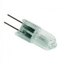 Лампочка галогенная для кухонных светильников. Мощность 20 Ватт, напряжение 12 Вольт.
