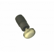 Заглушка для рейлинга малая, античная бронза