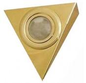 Треугольный светильник для кухни, золото 12В